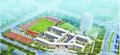 环东海域26个小学将开工和平v小学项目全面建重庆医疗交通万盛区图片
