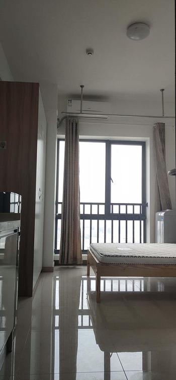 正规单身公寓拒绝合租尴尬高层 视野好朝东户型只需1388一个月
