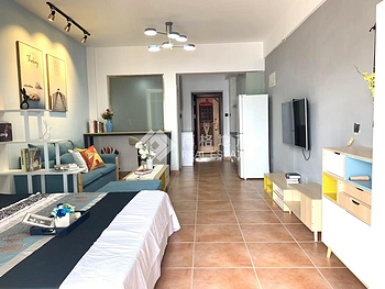单身公寓 精装 采光好 火车站 罗宾森 环境优雅 拎包入住