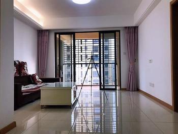 特房黎安小镇装修两房客厅朝南全明户型性价比高拎包入住