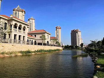集美区 华侨大学对面 大4房,精装修 前后景观无遮挡