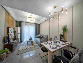 招商雍和府一手复式免税!精装复式楼中楼3室2厅总价185万