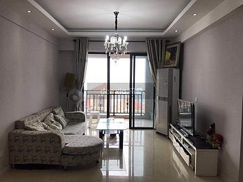 新出好房,拎包入住,中骏蓝湾尚都,精装两房,家具家电齐全