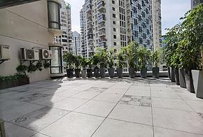 火车站万象城带80平露台读八幼梧村罗宾森电梯精装全明3房