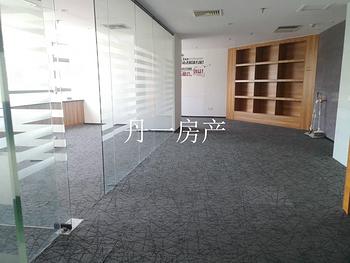 S.M商城附近中铁财富港湾东方财富广场纯写字楼精装