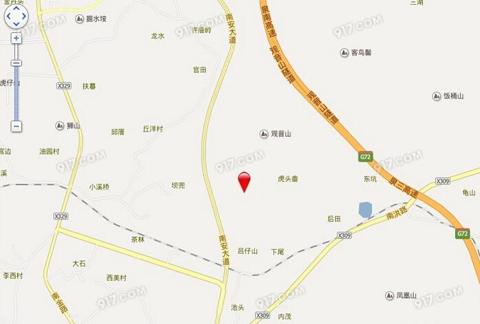 南安碧桂园