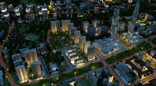 中交和美新城