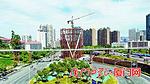 """咸阳市政集团狠抓项目建设,助推""""岛内大提升、岛外大发展"""""""